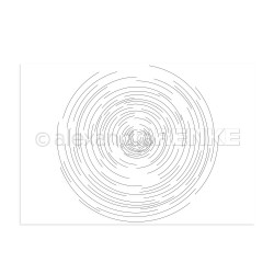 Line Circle, Alexandra Renke Clear Stamps - 4251412723193