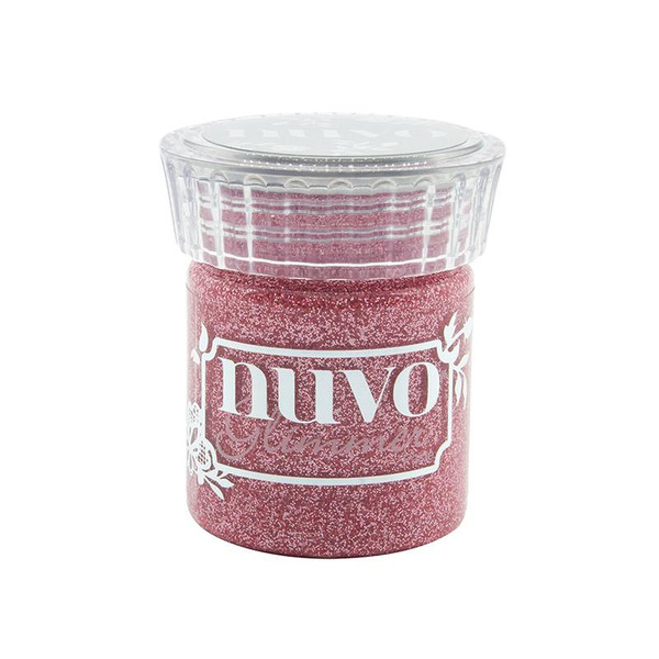 Strawberry Glaze, Tonic Nuvo Glimmer Paste - 841686115417