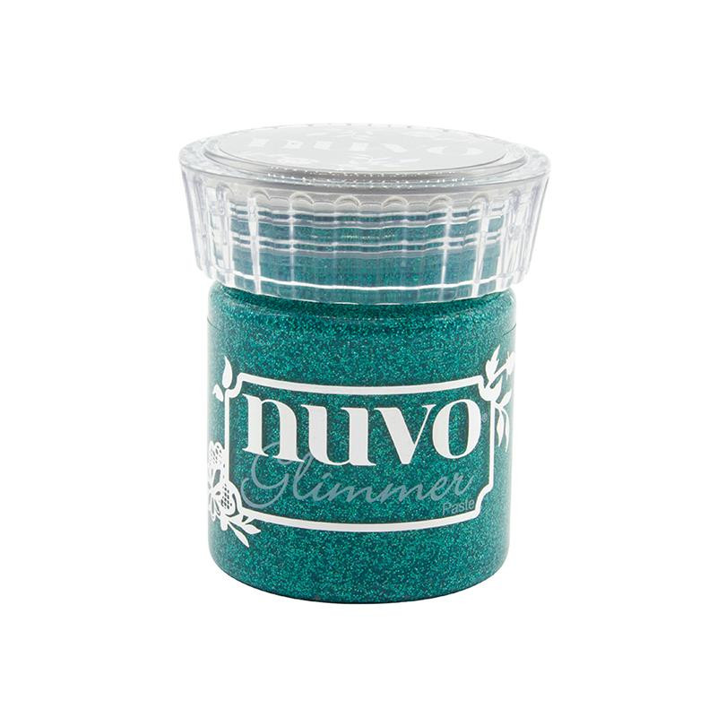 Esmeralda Green, Tonic Nuvo Glimmer Paste - 841686115424
