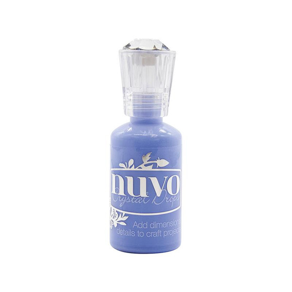 Berry Blue, Tonic Nuvo Crystal Drops - 841686118074