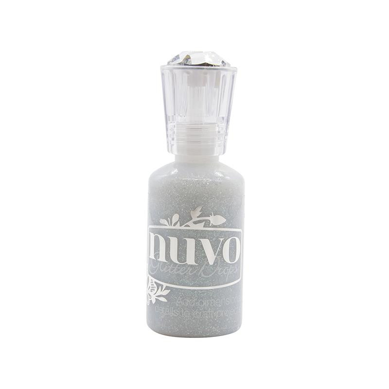 Silver Crystals, Tonic Nuvo Glitter Drops - 841686107740