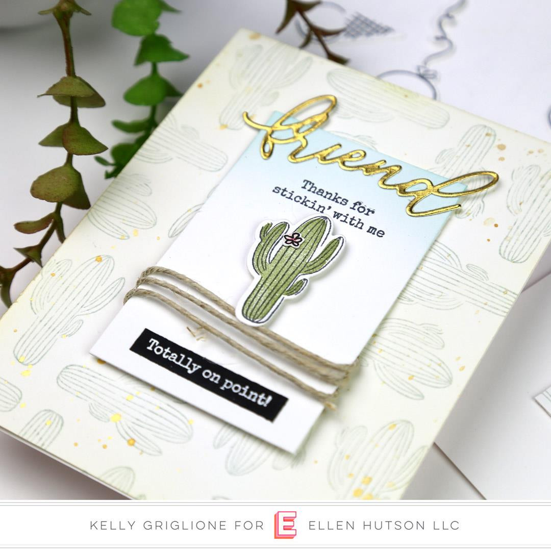 Everyday Punnies by Julie Ebersole, Essentials By Ellen Clear Stamps -