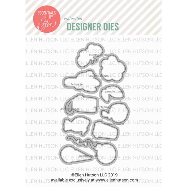 Everyday Doodles by Julie Ebersole, Essentials By Ellen Designer Dies -