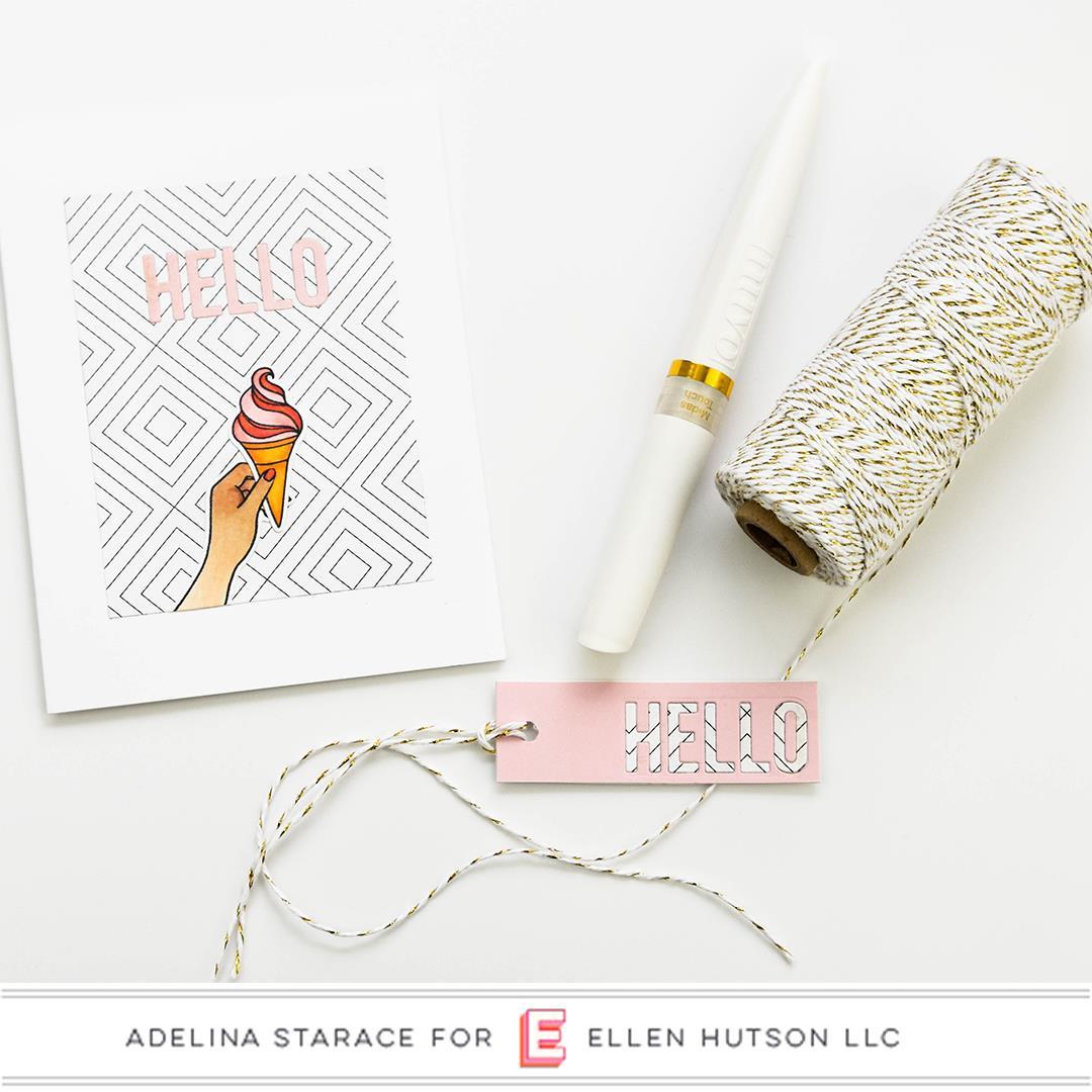 Handful by Julie Ebersole, Essentials By Ellen Designer Dies -