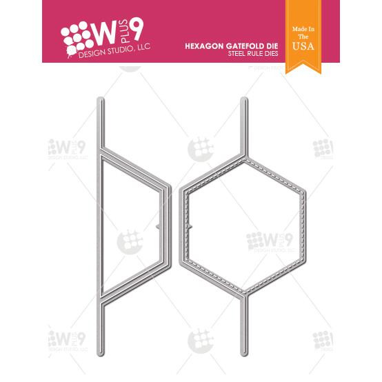Hexagon Gatefold, WPlus9 Design Studio Dies -