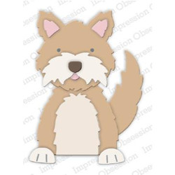 Wirehair Terrier, Impression Obsession Dies - 848099034946