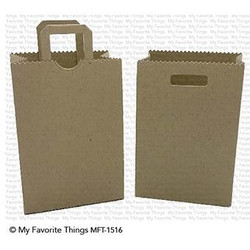 Paper Bag Treat Box, My Favorite Things Die-Namics - 849923030660