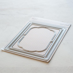 Essentials: Pretty Frames Set, Pinkfresh Studio Dies - 782150201383