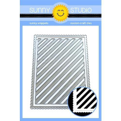 Frilly Frames Stripes, Sunny Studio Dies - 797648687150