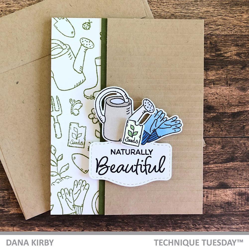 Growing Garden, Technique Tuesday Dies - 811784027790