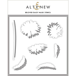 Beloved Daisy, Altenew Mask Stencil - 704831300062