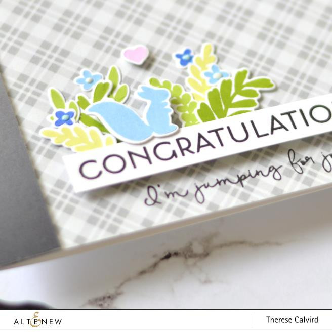 Spring Fling, Altenew Clear Stamps - 704831300178