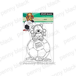 Star, Penny Black Clear Stamps - 759668305544