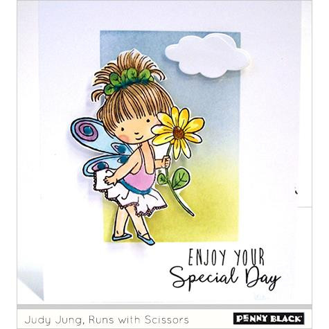 Beautiful Day, Penny Black Clear Stamps - 759668305766