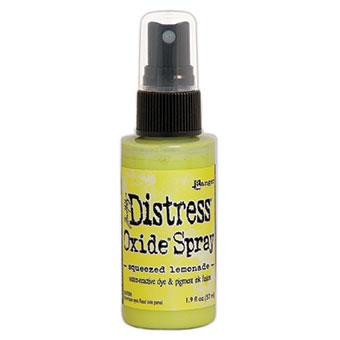 Squeezed Lemonade, Ranger Distress Oxide Spray - 789541067900