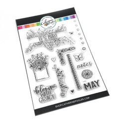 It's May, Catherine Pooler Clear Stamps - 819447023677