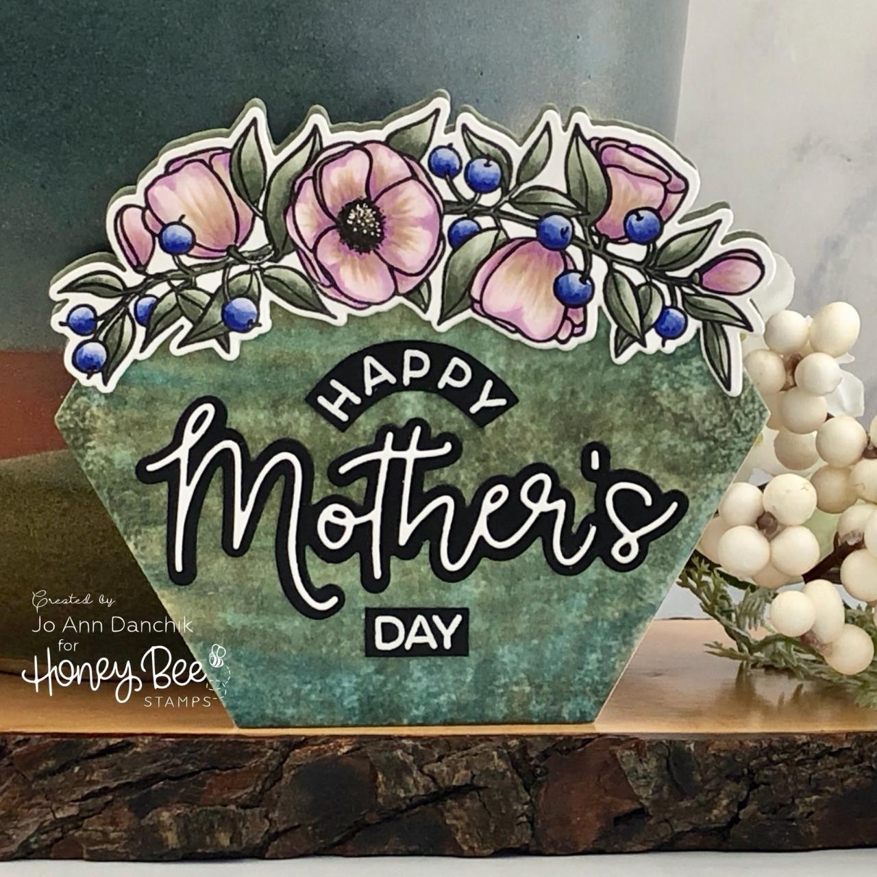 Mother's Day, Honey Cuts Dies - 652827605984