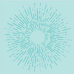 Radiant Background, Honey Bee Stencils - 652827605663