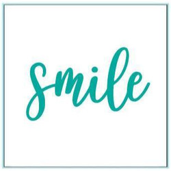 Smile, Gina K Designs Dies - 609015541494
