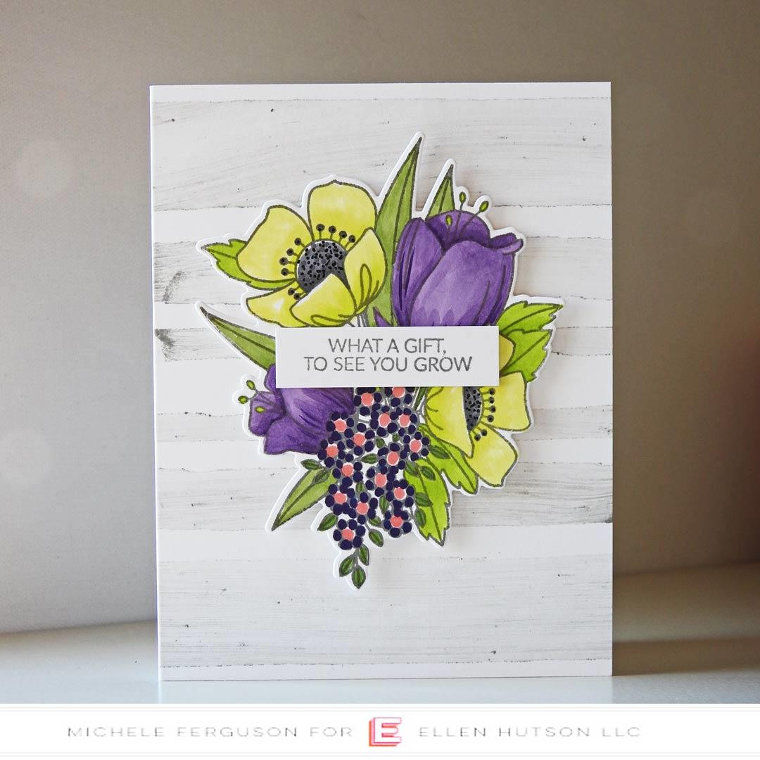 Mondo Wildflowers by Brandi Kincaid, Essentials by Ellen Designer Dies -