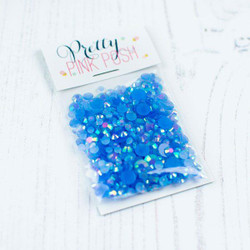 Cornflower, Pretty Pink Posh Jewels -