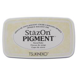 Snowflake, StazOn Pigment Ink Pad - 712353830011