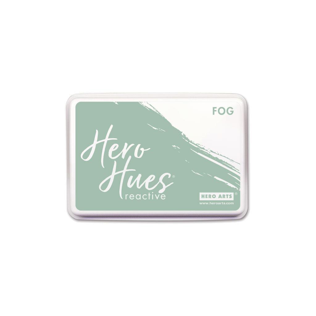Fog, Hero Arts Hero Hues Reactive Ink - 857009219922
