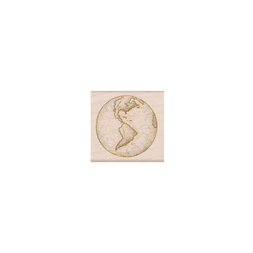 From The Vault: Earth, Hero Arts Wood Block Stamps - 857009223714