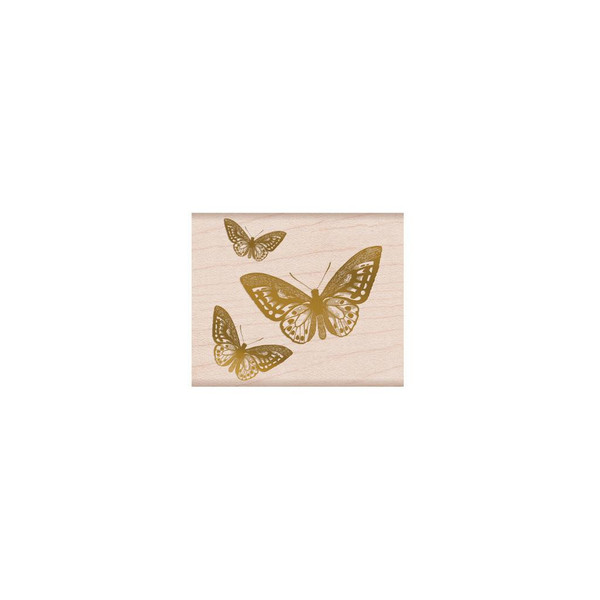 From The Vault: Butterfly, Hero Arts Wood Block Stamps - 857009224018