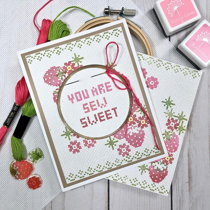 Crafty Messages, Hero Arts Clear Stamps - 857009224872