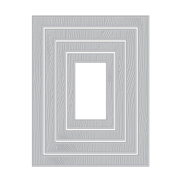 Wood Frame Infinity , Hero Arts Dies - 857009225312