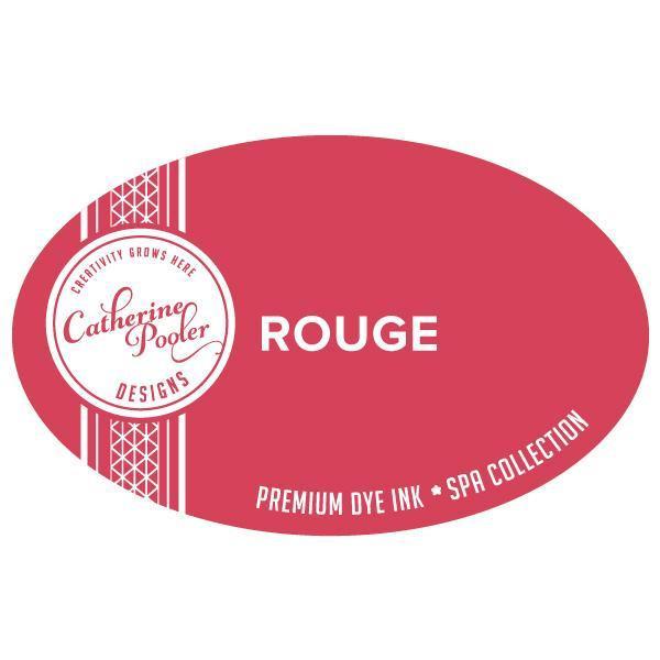 Rouge, Catherine Pooler Ink Pad - 746604163634