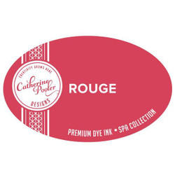 Rouge, Catherine Pooler Ink Pad - 746604163634