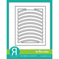 On The Curve Cover Panel, Reverse Confetti Cuts -