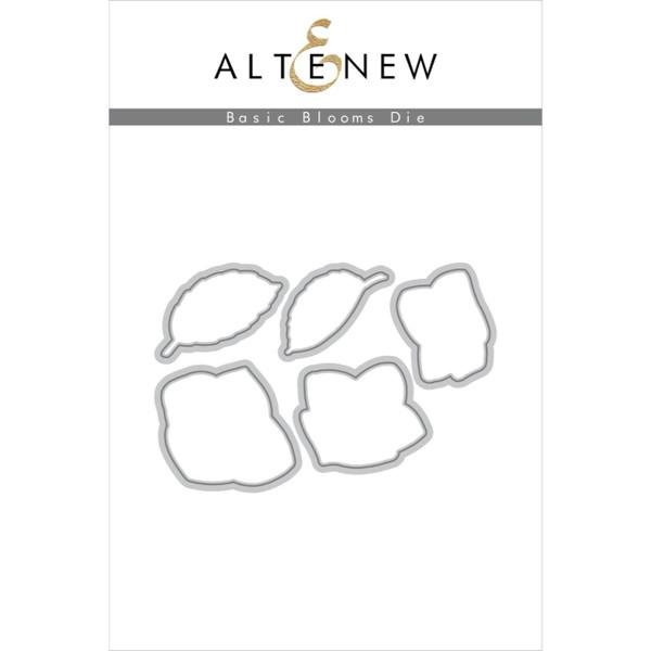 Basic Blooms, Altenew Dies - 7.04831E+111