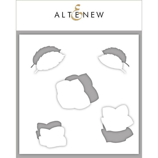 Basic Blooms, Altenew Mask Stencil - 7.04831E+111