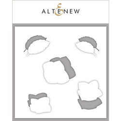 Basic Blooms, Altenew Mask Stencil - 7.04831E+111