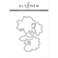 Ornate Foliage, Altenew Dies - 7.04831E+111