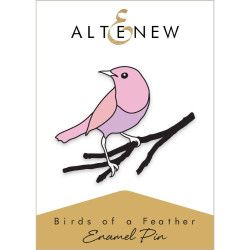 Birds of a Feather, Altenew Enamel Pins - 6.55646E+118