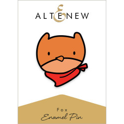 Fox, Altenew Enamel Pins - 6.55646E+118