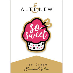 Ice Cream, Altenew Enamel Pins - 6.55646E+118