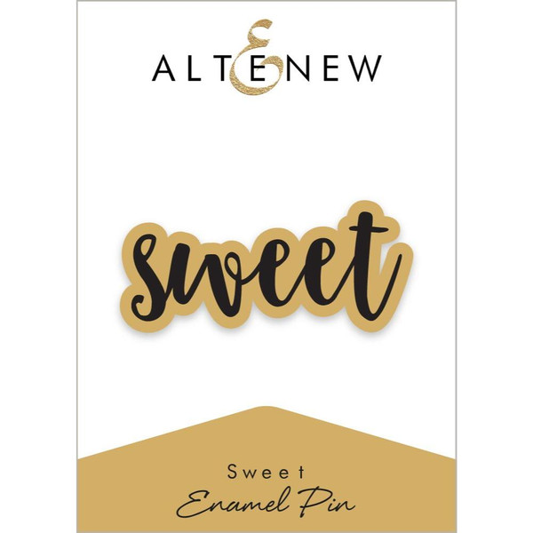 Sweet, Altenew Enamel Pins - 6.55646E+118