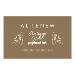 Antique Gold, Altenew Pigment Ink - 7.04831E+111