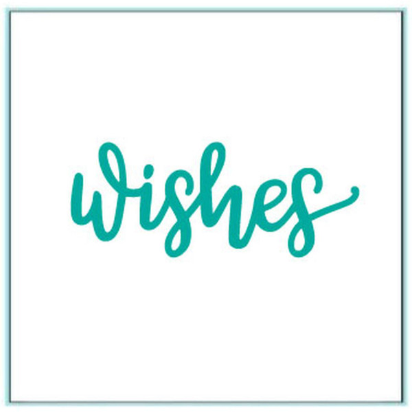 Wishes, Gina K Designs Dies - 609015541364
