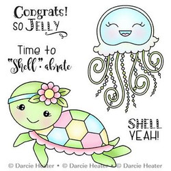 So Jelly, Darcie's Clear Stamps -