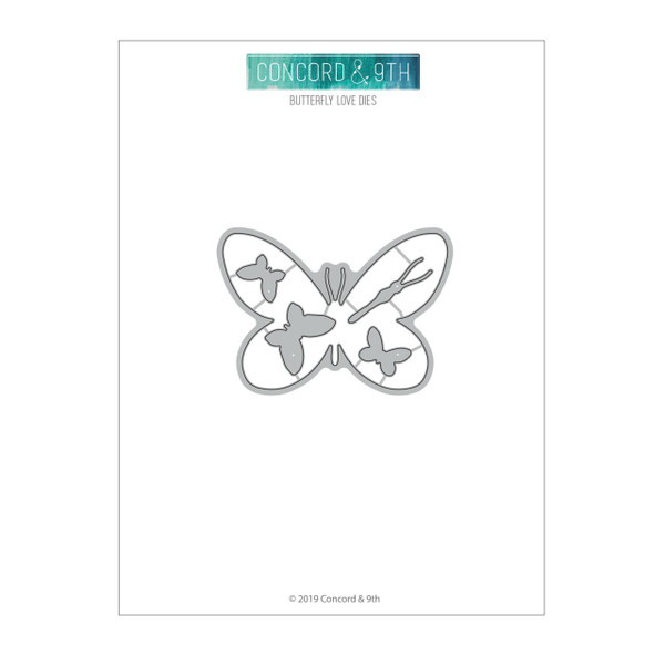 Butterfly Love, Concord & 9th Dies - 090222400429