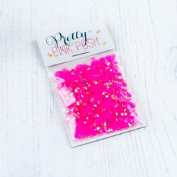 Flamingo Pink, Pretty Pink Posh Jewels -