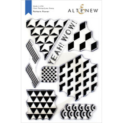 Pattern Power, Altenew Clear Stamps - 704831301632