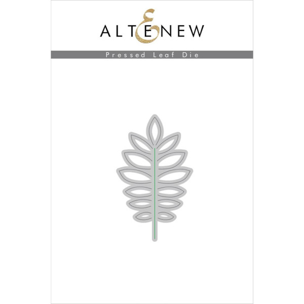 Pressed Leaf, Altenew Dies - 704831301816