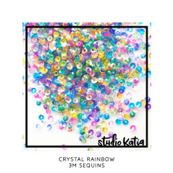 Crystal Rainbow, Studio Katia Sequins -